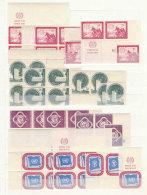 NATION UNIES  STOCK 3 BUREAUX  -  NEUFS ** MNH - 1951/1983  -  Poste, PA, BF - Cote Yvert + 5.000 € - Collections, Lots & Séries