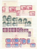 NATION UNIES  STOCK 3 BUREAUX  -  NEUFS ** MNH - 1951/1983  -  Poste, PA, BF - Cote Yvert + 5.000 € - Collections, Lots & Series