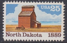 USA 1989 North Dakota 1v ** Mnh (35117B) - Nuovi