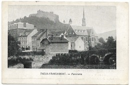 CPA PK  THEUX FRANCHIMONT  PANORAMA - Unclassified