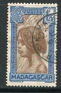 MADAGASCAR- Y&T N°175B- Oblitéré - Oblitérés