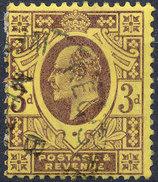 Stamp GB 1902 Used Lot#119 - 1902-1951 (Rois)