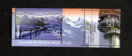 Schweiz  **    Block 60  Bulle Tag Der Briefmarke November 2015 Postpreis CHF 1,50 - Suiza