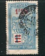 MADAGASCAR- Y&T N°151- Oblitéré - Madagascar (1889-1960)