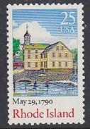 USA 1990 Rhode Island 1v ** Mnh (35118C) - Nuovi