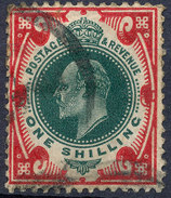 Stamp GB 1902 Used Lot#132 - 1902-1951 (Re)