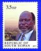 SOUTH SUDAN =   3.5 SSP Dr John Garang (1st Issue) = Südsudan Soudan Du Sud - Sud-Soudan