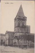 LE GUA. L'église - France