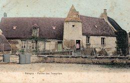 CPA BALAGNY - FERME DES TEMPLIERS - Crepy En Valois