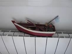 Plate Du Golfe Du Morbihan FAITE MAIN - Boats