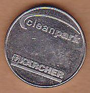 AC -  CLEANPARK KARCHER AUTOHAUS TRITTAU RUSSMEYER TOKEN JETON - Monetary/Of Necessity