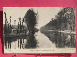 14 - Caen - L'Orne En Avant Du Barrage - Scans Recto-verso - Caen