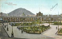 LIMA PALACIO DE GOBIERNO PEROU AMERIQUE LATINE - Peru