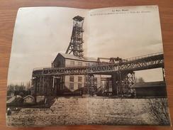 CP Montceau-les-Mines Puits Des Alouettes - Montceau Les Mines