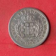 PORTUGAL 100 REIS 1900 -    KM# 546 - (Nº10151) - Portugal