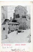 SAN VITO ROMANO - PALAZZO THEODOLI - ROMA - VIAGGIATA - Other