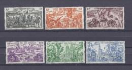 COTE DES SOMALIS. PA. Tchad Au Rhin - Côte Française Des Somalis (1894-1967)