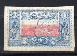 Col3 :  Cote Des Somalis  : N° 15 Oblitéré , Cote : 21,00€ - Oblitérés