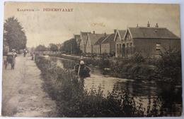 CPA Briefkaart Kalkwijk Dedemsvaart - Dedemsvaart