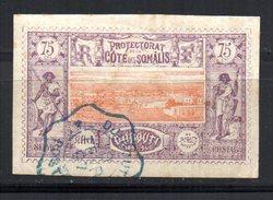 Col3 :  Cote Des Somalis  : N° 16 Oblitéré , Cote : 44,00€ - Oblitérés