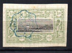 Col3 :  Cote Des Somalis  : N° 17 Oblitéré , Cote : 21,00€ - Oblitérés
