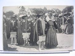 44 - BATZ - NOCE DE PALUDIERS - ANIMEE - 1924 - Batz-sur-Mer (Bourg De B.)
