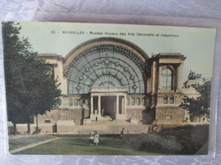 BRUXELLES . MUSEES ROYAUX DES ARTS DECORATIFS ET INDUSTRIELS - Altri