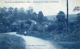 CPA ENVIRONS DE GRANDVILLIERS - ENTREE DE LA VALLEE DE TAUSSACQ - Ohne Zuordnung