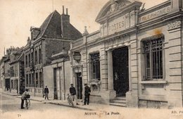 CPA NOYON - LA POSTE - Noyon