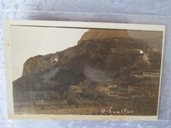 GIBRALTAR . CARTE PHOTO - Gibraltar