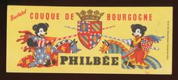 Buvard - Bon Pain D´epice - PHILBEE - Buvards, Protège-cahiers Illustrés