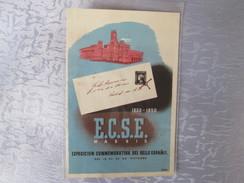 ECSE . MADRID . EXPOSITION - Madrid