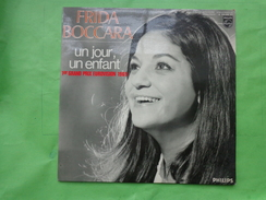Disque Frida Boccara- - Vinylplaten