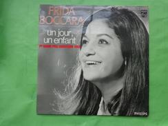 Disque Frida Boccara- - Vinyl-Schallplatten