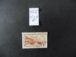 Algérie :timbre N°146 Oblitéré - Algérie (1924-1962)