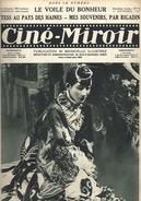 Cine Miroir  N° 34 15 Septembre 1923  Si-Tchun - Rigadin - Harold Lloyd - Rudolph Valentino - Livres, BD, Revues
