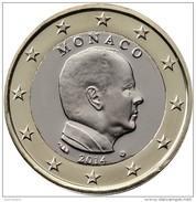Monaco - 2€ 2014 - Légèrement Circulée - Monaco