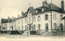 LA  MOTTE-BEUVRON -- HOTEL  TATIN               Pli Coin - Lamotte Beuvron