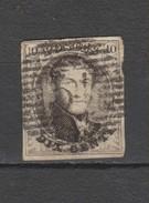 COB 6 Oblitéré P31 DEYNZE COBA +3 - 1851-1857 Medaillen (6/8)