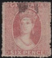 Grenada     .       SG     .    3X  Vert. Laid Paper     .         O       .          Gebruikt   .    /    .   Cancelled - Grenada (...-1974)