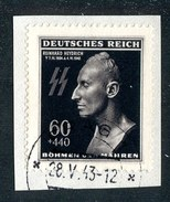 W5092  Bohmen 1943  Michel #131 O ( Cat 2.€ ) Offers Welcome - Besetzungen 1938-45