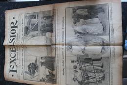 Excelsior 20/08/1912  1er Vol Paris-berlin - Kranten