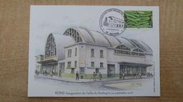 Carte Maxi - Illustration De Roland Irolla : Reims Inauguration Des Halles Du Boulingrin - 2010-...