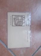 Busto Arsizio VARESE CotonificioGIOVANNI MILANI & Nipoti Testatina Edizione Riservata L'Arte Tesile Attarverso I Secoli - Advertising