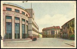 Alessandria - Palazzo Littorio - Fascismo - Fp Nv - Alessandria
