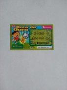 1 Loteria De Portugal - Billetes De Lotería