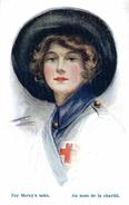 Au Nom De La Charité - For Mercy's Sake / Infirmière Croix-Rouge - Health