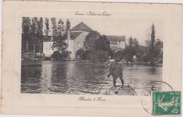 ESERES. Moulin - Frankrijk