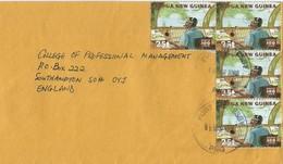 Papua New Guinea 1998 Port Moresby Radio Communication Cover - Papoea-Nieuw-Guinea