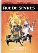 Magazine Rue De Sèvres BD 2017 Infinity 8 Prado Oger Matz Jef Alex Alice...; - Boeken, Tijdschriften, Stripverhalen